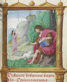 Book of Hours, MS M.696 fol. 59r - Images from Medieval and Renaissance Manuscripts - The Morgan Library & Museum