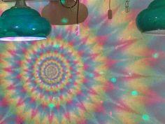 Van Nutt Psychedelic Lightshow Neunkirchen 2014 / Party Pilsstube