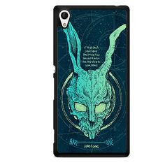 Donnie Darkos Frank Cover TATUM-3565 Sony Phonecase Cover For Xperia Z1, Xperia Z2, Xperia Z3, Xperia Z4, Xperia Z5