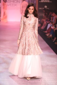 Summer/Resort 2014 Sharara Designs, Lehenga Designs, Party Wear Dresses, Girls Party Dress, Indian Attire, Indian Wear, India Fashion, Asian Fashion, Indian Dresses