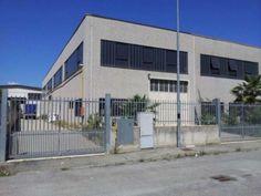 EK-1406013 Capannone industriale in granella di 400