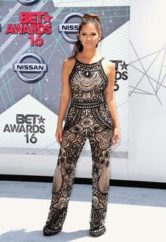 Rocsi Diaz - The Best Looks from the 2016 BET Awards - Livingly
