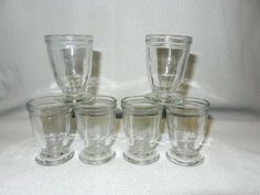 Vintage Shot Glasses or Creamers