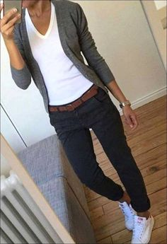 Casual Work Outfits, Mode Outfits, Work Casual, Winter Outfits, Summer Outfits, Fashion Outfits, Womens Fashion, Fashionable Outfits, Comfy Work Outfit