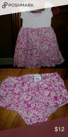 RALPH LAUREN SIZE 9 MONTHS New without tags!! Floral print dress with bloomers. Ralph Lauren Dresses Casual