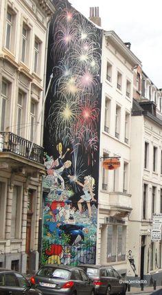 street art - brussels