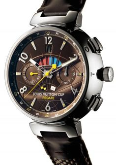 Tambour Regatta LV Cup Automatic / Louis Vuitton