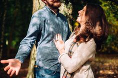 Matt & Janice engagement photos at Lickey Hills   Mustard Yellow Photography