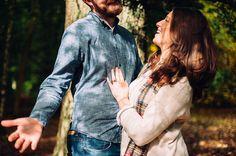 Matt & Janice engagement photos at Lickey Hills | Mustard Yellow Photography