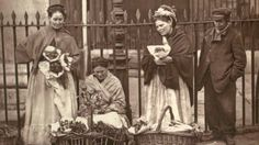 this is nice to watch and think about some of the trades our ancestors list in the censuses. (1867-77: Street Life in London in the 19th century )