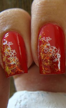 Nail Art - ♀ www.pinterest.com/WhoLoves/Nails ♀ #nails #nailart