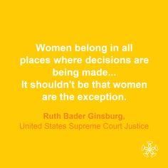 Ruth Bader Ginsburg, United States Supreme Court Justice Supreme Court Justices, Ruth Bader Ginsburg, Source Of Inspiration, United States, Sayings, Quotes, Inspirational, Quotations, Lyrics
