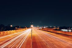 📸 Check out this free photohighway road lights     👉 https://avopix.com/photo/20883-highway-road-lights    #highway #asphalt #road #lights #dark #avopix #free #photos #public #domain