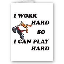 And I always play to win