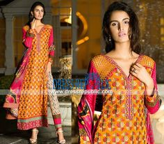 Asim Jofa Luxury Eid Collection 2014 for Eid ul Azha Designer Embroidered Pakistani Lawn Suits 2014 by Asim Jofa. Retail and Wholesale Prices (Complete Sets). Guaranteed Availability! by www.dressrepublic.com