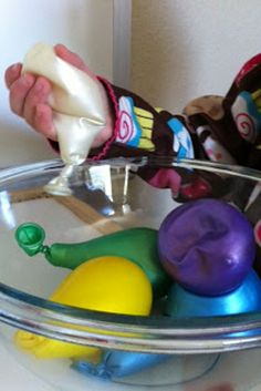 Sensory Balloons | 20 DIY Projects That Will Bring Your Child's Senses To Life