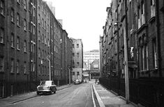 Flower And Dean Street London in It was all demolished two years later. Two of Jack the Ripper's victims lived in this road. London Pictures, Old Pictures, Old Photos, London Photos, London History, British History, Asian History, Tudor History, Vintage London