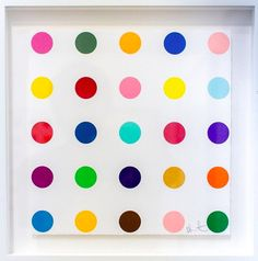 A small format jewel from Damien Hirst  info@guyhepner.com www.guyhepner.com  #damienhirst