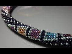Video Tutorial: Knitting harness beaded crochet http://www.megatita.ru/ Russian version: https://www.youtube.com/watch?v=AFOGE... Music: Dmitry Titaev - Immo...