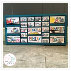 Teacher Toolbox | A Teeny Tiny Teacher | Bloglovin'