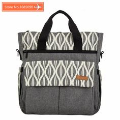 Organiser Storage Bag Basket LA Fashion Baby Nappy Diaper Changing Bag Divider