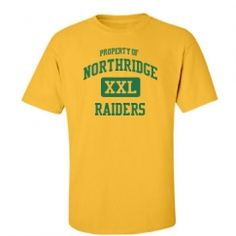 Northridge High School - Middlebury, IN | Men's T-Shirts Start at $21.97