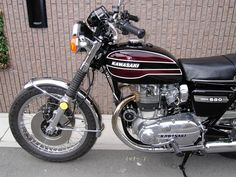 Kawasaki W3 - 1973