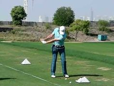 Rory McIlroy Slow Motion Golf Swing (Iron) FO 2011