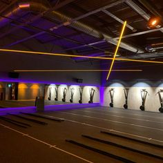 Gym Lighting, Led Lighting Solutions, Linear Lighting, Lighting Design, Cost Saving, Commercial Lighting, The Essential, Elements Of Design, Health Club