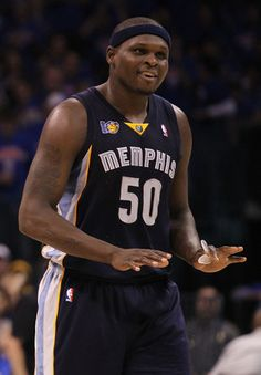 Zach Randolph #50 - Memphis Grizzlies  Position: Power forward  Age: 30