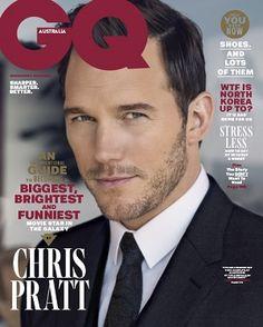 #GQ #magazines #covers #may #2017 #ChrisPratt #men #style