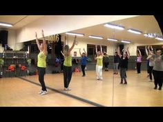 Zumba Gold - tango - Tangled up - MM 44 - Zumba à Liège - YouTube