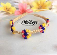 Hamsa, Beaded Bracelets, Videos, Accessories, Etsy, Jewelry, Bangles, Friendship Bracelets, Venezuela