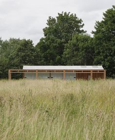 Avon Wildlife Trust Cabin, by Hugh Strange Architects is a semi-seasonal shelter for volunteers, school classes and visitors to a nature reserve in the Avon Gorge.