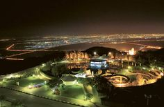 Al Ain by night