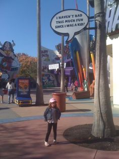 A Universal Orlando Vacation for younger kids