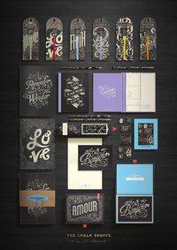 Серия закладок для книг Bookjings и канцелярии с леттерингом и иллюстрациями