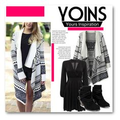 """""""YOINS 43"""" by fahreta1992 ❤ liked on Polyvore featuring yoins"""