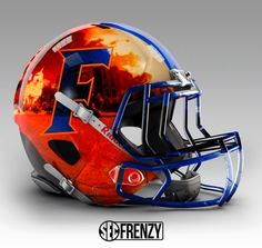 These SEC football helmet designs will cause some daydreaming. Would you like to see any of these concepts on the field?