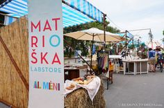 "Matrioska labstore - ""AlMèni, the luxury dining experience for the whole family"" by Rio, Shops, Dining, Luxury, Shopping, Fashion, Moda, Tents, Food"