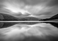 Black and White landscape photography print - St Mary's Loch - Scottish Borders by Mybeautifulscotland on Etsy Framing Photography, Landscape Photography, Mdf Frame, Frames, Highland Cow Print, Black And White Landscape, Rest Of The World, Black And White Photography, Most Beautiful Pictures