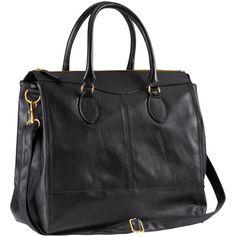 H&M Bag (690 EGP) ❤ liked on Polyvore featuring bags, handbags, purses, women, faux purses, h&m handbags, faux-leather handbags, h&m purses and handbag purse