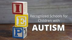 Selecting a school for an autistic child is a weighty responsibility. This list provides some guidance and can help you make a life-changing decision. High School Life, School Fun, Autistic Children, Children With Autism, Autism Information, Classroom Schedule, Autism Resources, Autism Classroom, Preschool Printables