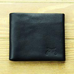 Maxx & Unicorn  Bi-Fold Wallet - Black