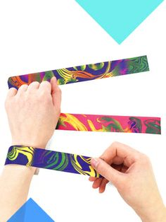 90s fashion trends we miss  ((slap bracelets))