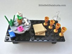 Lego Passover!! and other cool crafts for jews to make and do #jewish #passover
