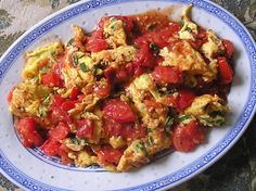 Egg with Tomatoes: Chinese home-style | Genius Kitchen