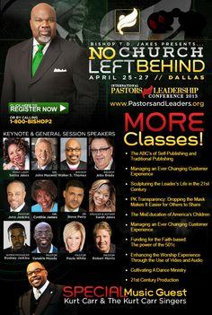 Register Today - www.pastorsandleaders.org