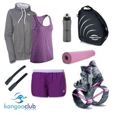 Can't figure how to match your boots to your outfit? Check out Kangoo Club Mexico's suggestion!