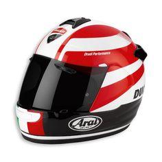 Ducati Corse SBK Arai Chaser 12